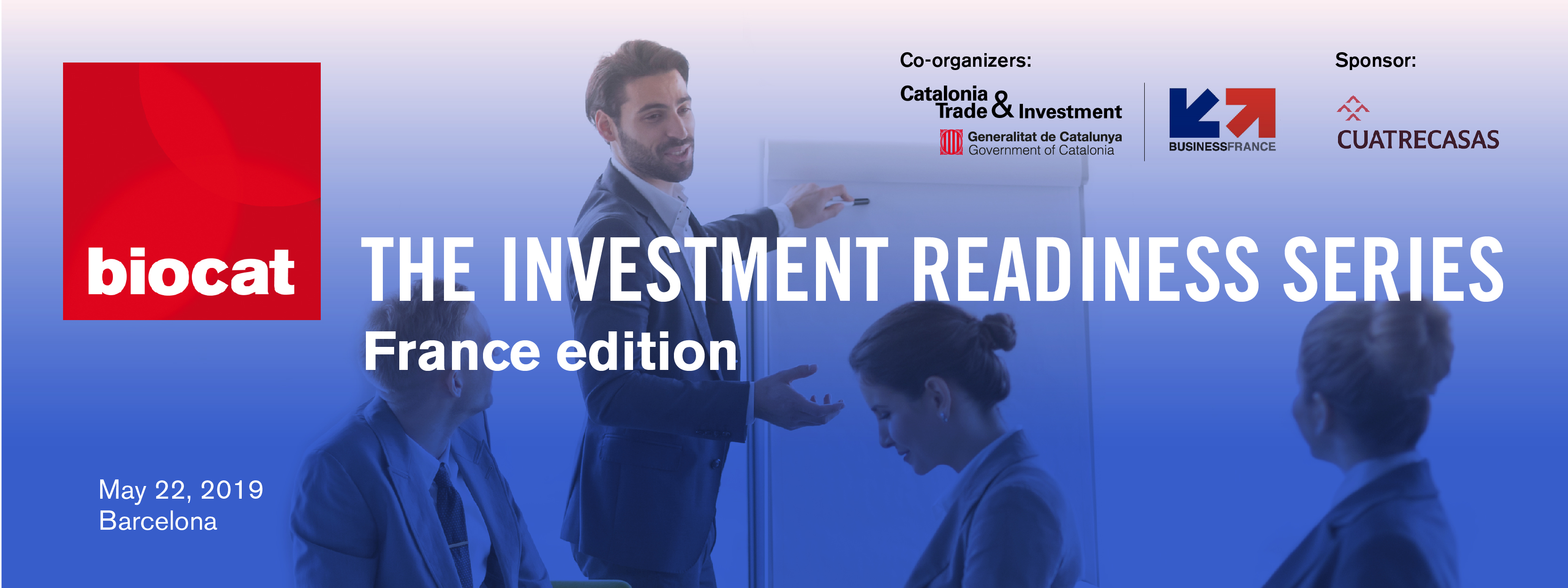 The Investment Readiness Series - France Edition